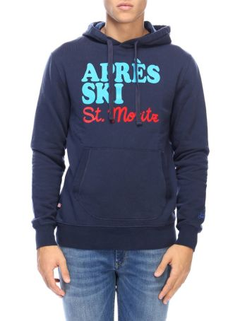 MC2 Saint Barth Sweatshirt Sweater Men Mc2 Saint Barth