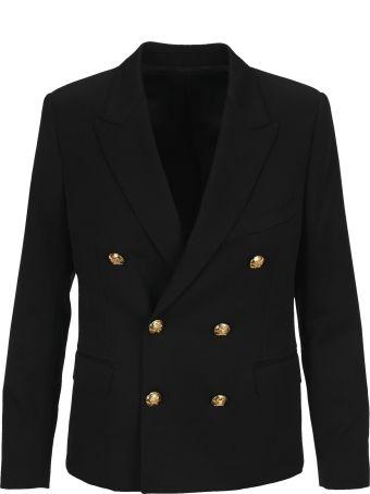 Celine Golden Buttons Blazer