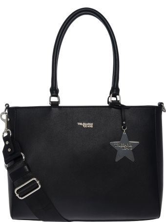 Trussardi Jeans T-easy Star Tote Bag