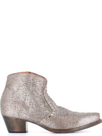 """Calleen Cordero Ankle Boot """"zima"""""""