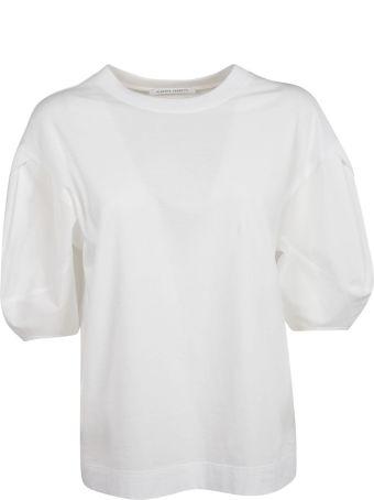 Alberta Ferretti Puff Sleeved T-shirt