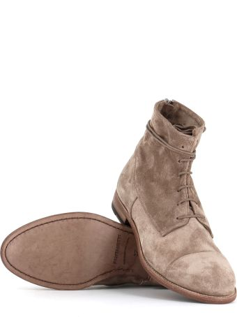 Pantanetti Pantanetti Lace-up Boot 3190b