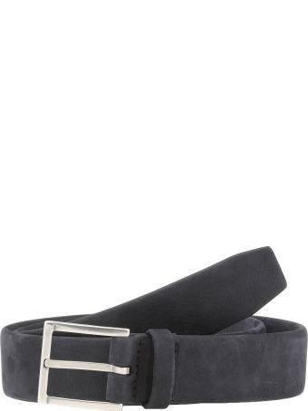 Orciani Leather Belt