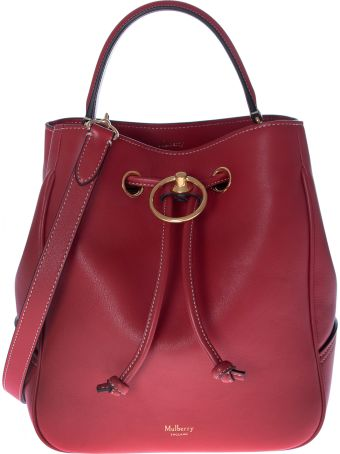 Mulberry Hampstead Bucket Bag