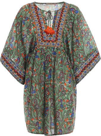 Tory Burch Printed Beach Tonic Dress