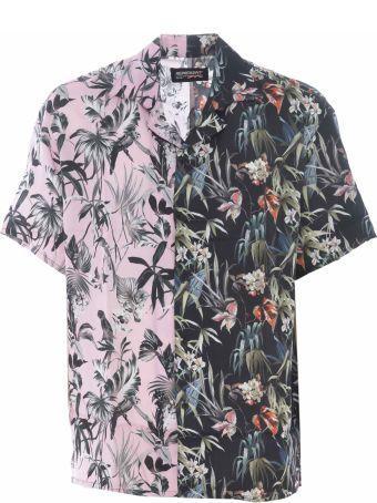 REPRESENT Floral Print Shirt