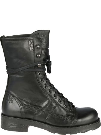 OXS Stewart Lace-up Boots