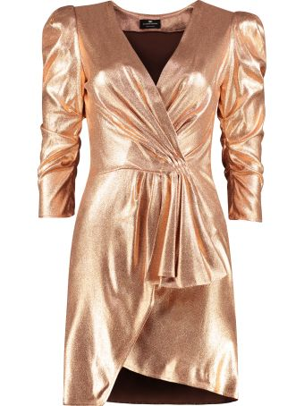 Elisabetta Franchi Celyn B. Wrap-dress
