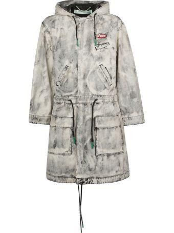 Off-White Parka Coat