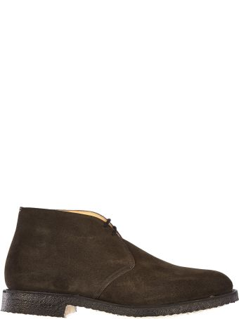 Church's  Suede Desert Boots Lace Up Ankle Boots Ryder