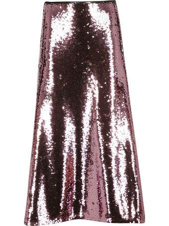 Vivetta A-line Midi Skirt