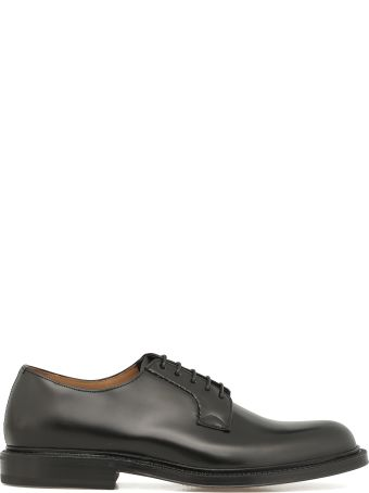 Green George Leather Lace-up Shoe