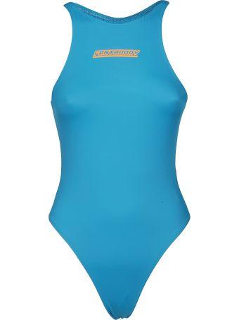 Fantabody Printed Swimsuit
