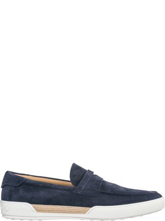 Tod's  Suede Loafers Moccasins