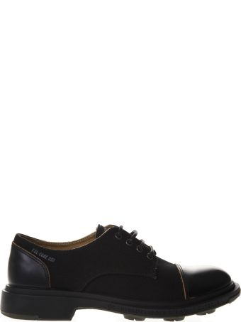 Pezzol 1951 Archivio Black Leather Shoe