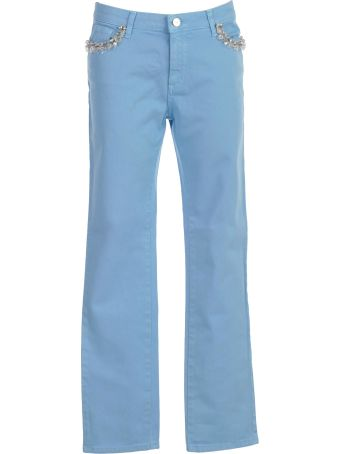 Blugirl Fitted Jeans
