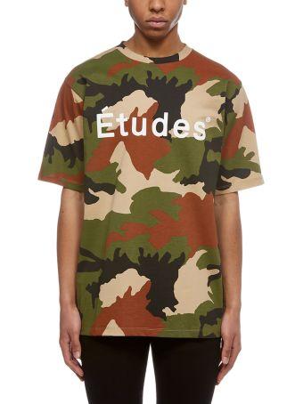 Études Logo Print T-shirt