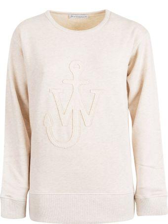 J.W. Anderson Jw Anderson Logo Patch Sweatshirt