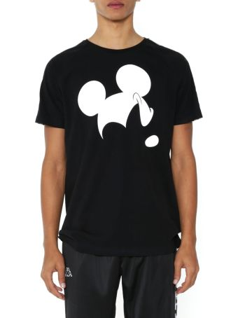Kappa Authentic Alvar Disney Black T-shirt