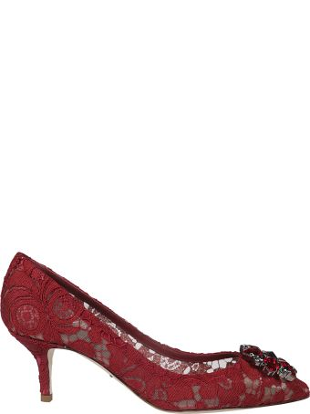 Dolce & Gabbana Laced Bellucci Pumps