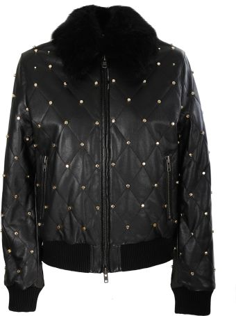Unfleur leather Jacket