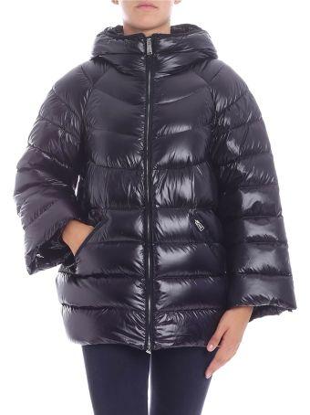 Add Zipped Down Jacket