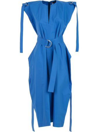 Eudon Choi Strap Tie Dress