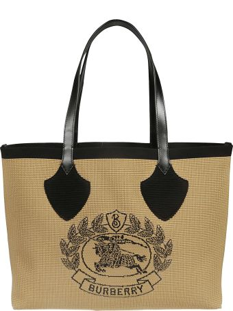 Burberry Archive Crest Tote