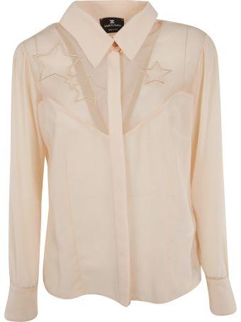 Elisabetta Franchi Celyn B. Elisabetta Franchi For Celyn B. Star Embroidery Shirt