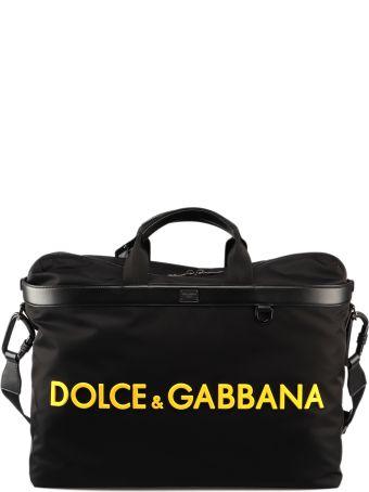 ece9133a6134 Dolce   Gabbana Mediterrane Duffle Bag