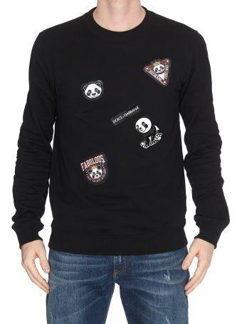 Dolce & Gabbana Panda Motif Sweatshirt