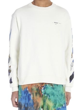 Off-White 'diag Colored Arrows' Sweatshirt