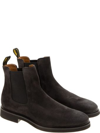 Doucal's Vintage Suede Boots
