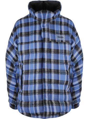 Napa By Martine Rose Napa Martine Rose Checked Jacket