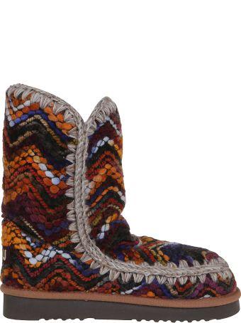 Mou Eskimo 24 Wool Fabric