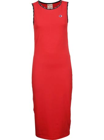 Champion Fitted Sleeveless Dress