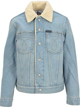 Calvin Klein Jeans Teddy Denim Jacket