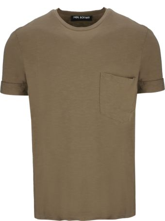 Neil Barrett Chest Pocket T-shirt