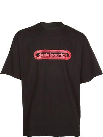 Daniel Patrick Logo Print T-shirt