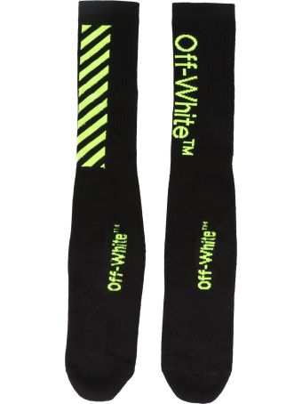 Off-White 'diag' Socks