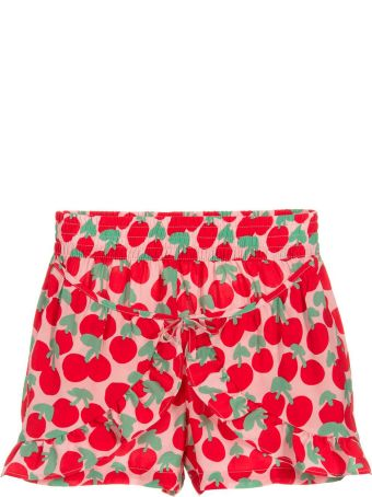 Stella McCartney Kids Pink Shorts For Girl