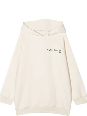 Gucci White Sweatshirt