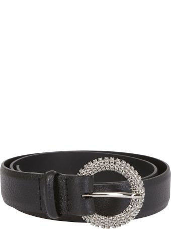 Orciani Chain Buckle Belt