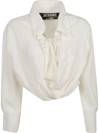 Jacquemus Cropped Shirt