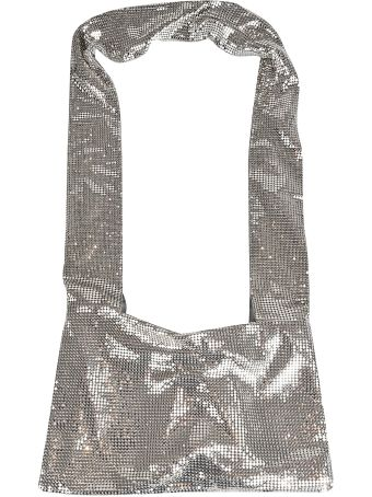 Kara Metallic Long Handle Tote