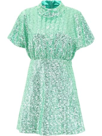 In The Mood For Love Sequins Shannon Mini Dress