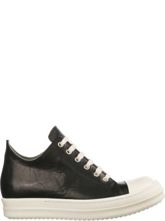Rick Owens  Shoes Leather Trainers Sneakers