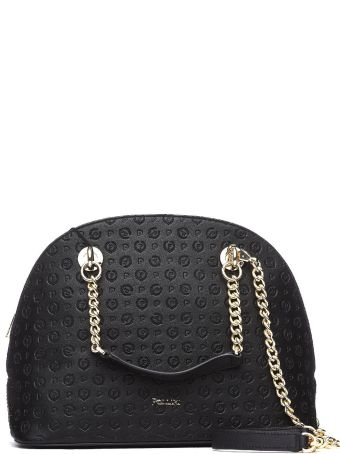 Pollini Handle Bag With Chain