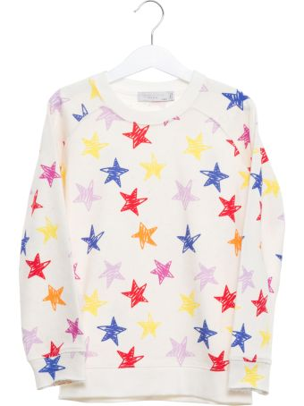 Stella McCartney Multicoloured Stars Sweatshirt