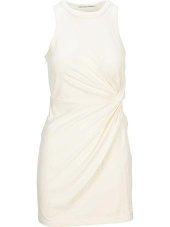 T by Alexander Wang Twist Mini Dress